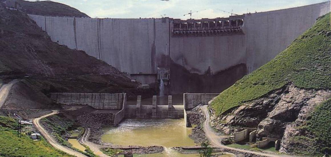 Mashai Dam